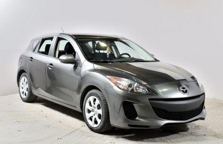 2012 Mazda 3 GX SPORT HATCHBACK à Terrebonne