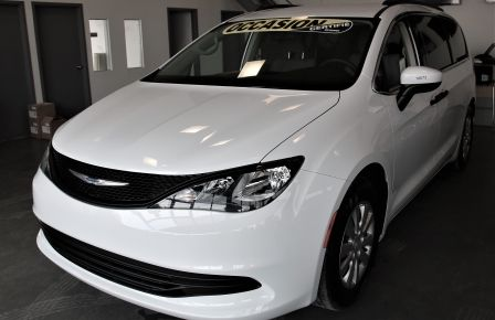 2018 Chrysler Pacifica CHRYSLER PACIFICA TOURING L