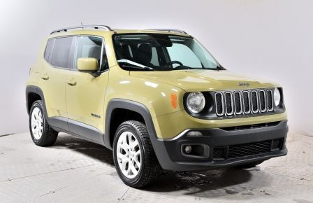 2015 Jeep Renegade North 4X4 TOIT MAGS CAM RECUL BLUETOOTH