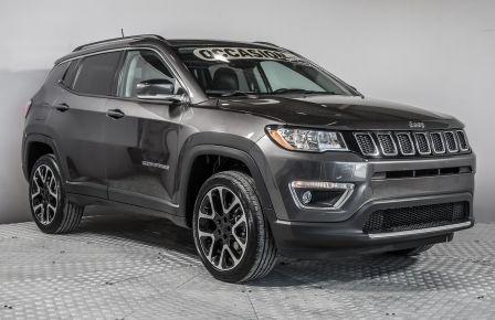 2018 Jeep Compass Limited 4X4 TOIT NAVIGATION