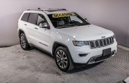 2018 Jeep Grand Cherokee Limited 4X4 TOIT NAVIGATION à Saint-Jérôme