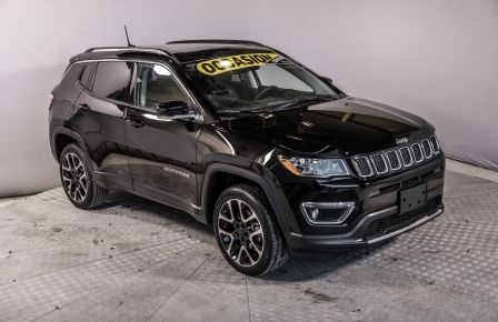 2018 Jeep Compass Limited 4X4 TOIT à Abitibi