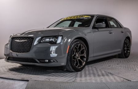 2018 Chrysler 300 300S brz package cuir toit