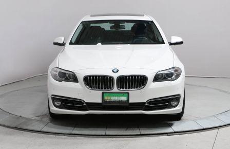 2016 BMW 528I 528i XDRIVE CUIR TOIT NAV BLUETOOTH CAM DE RECUL