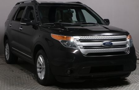 2013 Ford Explorer XLT AWD CUIR MAGS 7 PASSAGERS