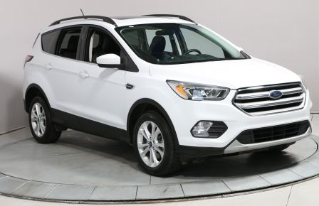 2018 Ford Escape SEL CUIR TOIT NAV BLUETOOTH CAM RECUL