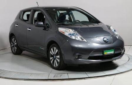 2013 Nissan Leaf SL +TECH CUIR NAV MAGS BLUETOOTH CAM RECUL