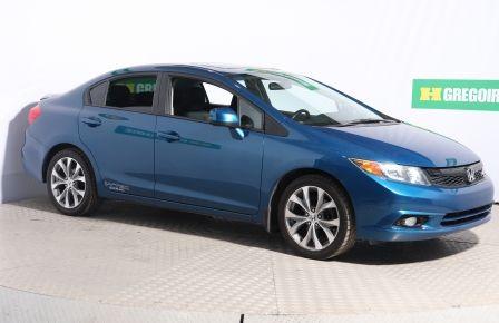 2012 Honda Civic Si A/C TOIT NAV MAGS BLUETOOTH