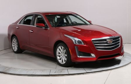 2015 Cadillac CTS LUXURY AWD CUIR TOIT NAV BLUETOOTH CAMERA RECUL
