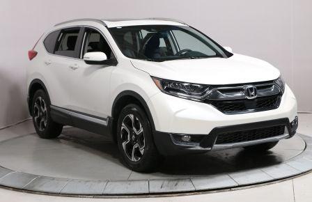 2018 Honda CRV TOURING AWD CUIR TOIT NAV BLUETOOTH CAMERA RECUL