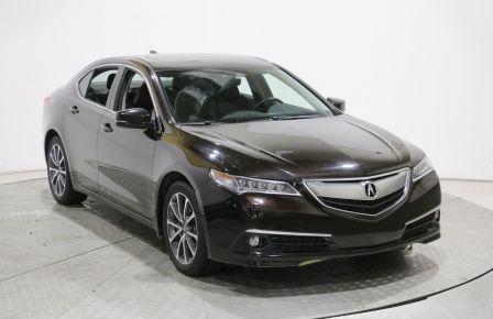 2015 Acura TLX V6 ELITE AWD CUIR TOIT NAV BLUETOOTH CAMERA RECUL