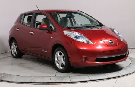 2012 Nissan Leaf SV A/C NAVIGATION MAGS BLUETOOTH CAMERA RECUL