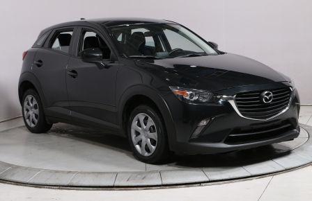 2016 Mazda CX 3 GX AWD AUTO A/C GR ELECT BLUETOOTH CAMERA RECUL à Terrebonne