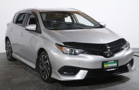 2017 Toyota Corolla iM AUTO A/C GR ELECT MAGS BLUETOOTH CAMERA RECUL