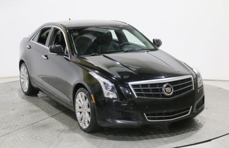 2013 Cadillac ATS LUXURY AWD CUIR TOIT MAGS BLUETOOTH CAMERA RECUL