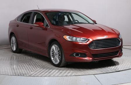 2014 Ford Fusion SE AWD AUTO A/C CUIR MAGS BLUETOOTH