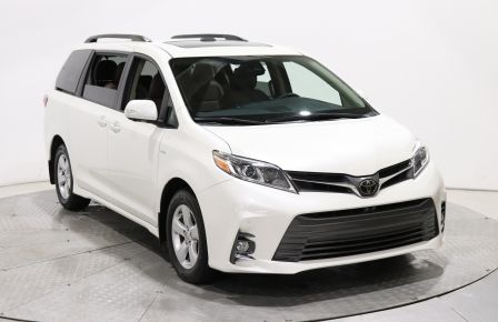 2018 Toyota Sienna XLE AWD GR ELECT CUIR DVD TOIT OUVRANT NAVIGATION