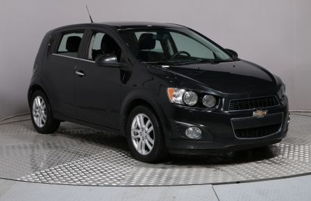 2014 Chevrolet Sonic LT AUTO A/C GR ELECT TOIT MAGS BLUETOOTH CAM RECUL à Repentigny