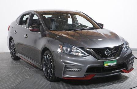2017 Nissan Sentra NISMO A/C GR ELECT NAV MAGS BLUETOOTH CAM RECUL