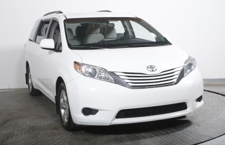 2016 Toyota Sienna LE AUTO A/C MAGS BLUETOOTH CAM RECUL