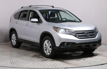 2012 Honda CRV EX-L AWD CUIR TOIT MAGS