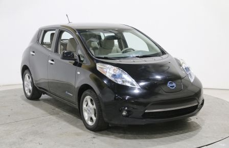 2012 Nissan Leaf SL ELECTRIQUE AUTO MAGS BLUETOOTH CAMERA NAVI