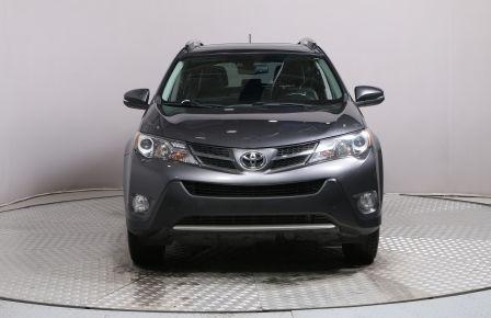 2014 Toyota Rav 4 Limited AWD CUIR TOIT NAV MAGS à Saint-Léonard