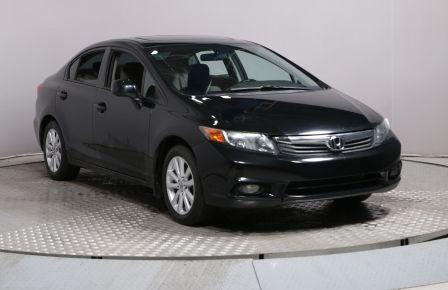 2012 Honda Civic EX A/C GR ELECT TOIT MAGS BLUETOOTH