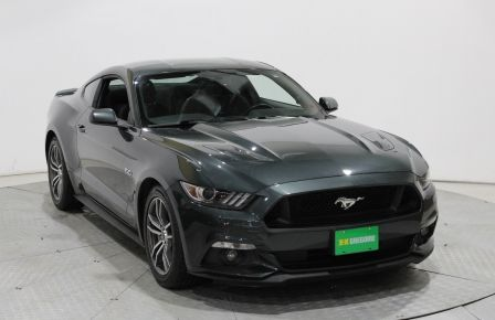 2015 Ford Mustang GT MANUELLE A/C GR ELECT MAGS BLUETOOTH CAMERA