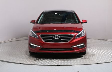 2015 Hyundai Sonata LIMITED CUIR TOIT PANORAMIQUE NAVI CAM RECUL