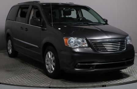 2016 Chrysler Town And Country TOURING A/C STOW'N GO GR ELECT MAGS CAMERA RECUL à Rimouski
