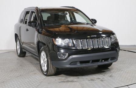 2017 Jeep Compass 4x4 AUTO AC GR ELEC TOIT CUIR
