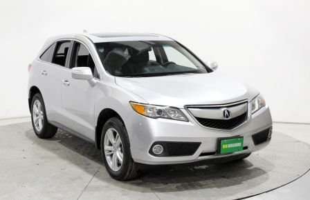 2015 Acura RDX TECH PACK AWD MAGS CUIR NAVIGATION BLUETOOTH CAMER