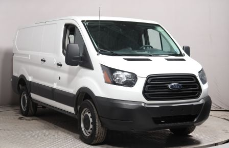 "2017 Ford TRANSIT T-250 130"" Low Rf 9000 GVWR Swing-Out RH Dr"