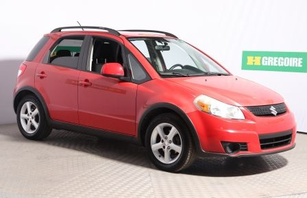 2008 Suzuki SX4 JX AWD AUTOMATIQUE AIR CLIMATIÉ