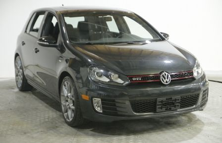 2013 Volkswagen Golf GTI Wolfsburg Edition AUTO GR ELECT MAGS TOIT OUVRANT