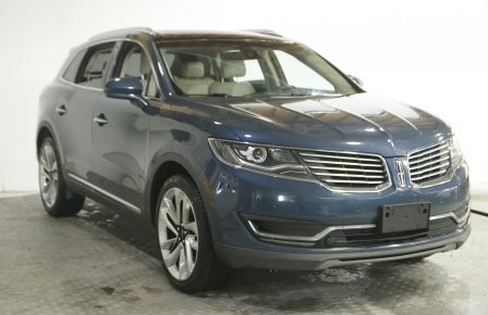 2016 Lincoln MKX Reserve AWD A/C CUIR TOIT MAGS BLUETOOTH