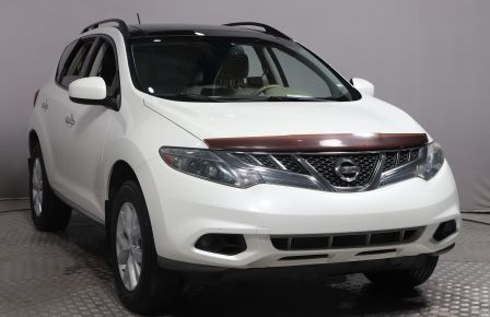 2012 Nissan Murano SL AWD CUIR TOIT MAGS