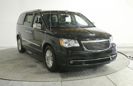 2015 Chrysler Town And Country LIMITED AUTO AC GR ELEC CUIR CAMÉRA DE RECULE à Lévis