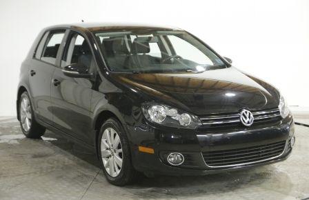 2012 Volkswagen Golf Comfortline AUTO A/C MAGS à Carignan