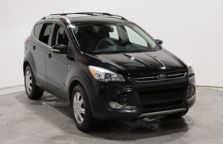 2013 Ford Escape Titanium 4WD GR ELECT BLUETOOTH CAMERA TOIT PANO