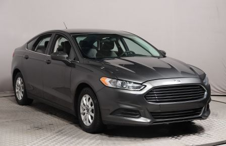 2016 Ford Fusion S AUTO A/C MAGS