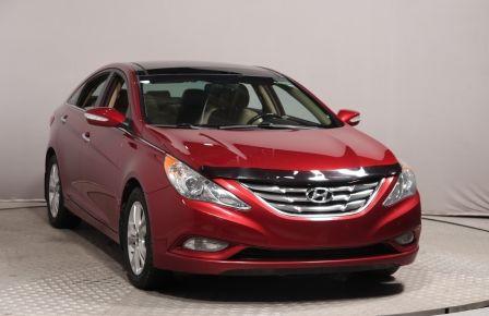 2013 Hyundai Sonata Limited w/Navi CUIR TOIT MAGS BLUETOOTH CAM RECUL
