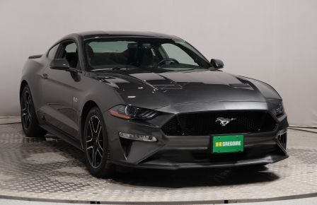 2018 Ford Mustang GT PREMIUM AUTO A/C CUIR NAVIGATION MAGS