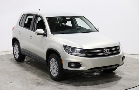 2012 Volkswagen Tiguan Trendline AUTO A/C GR ELECT MAGS à Terrebonne