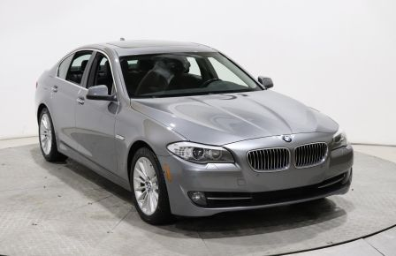 2013 BMW 535I 535i xDrive MAGS NAVIGATION 360 CAMERA TOIT OUVR