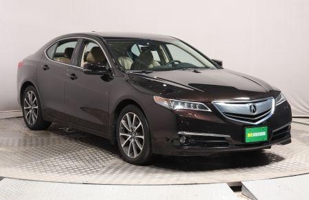 2015 Acura TLX ELITE V6 SH-AWD CUIR TOIT NAVIGATION