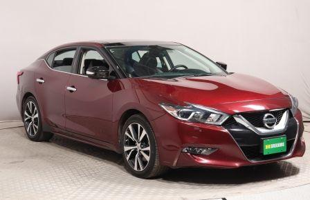 2017 Nissan Maxima Platinum A/C CUIR TOIT MAGS BLUETOOTH