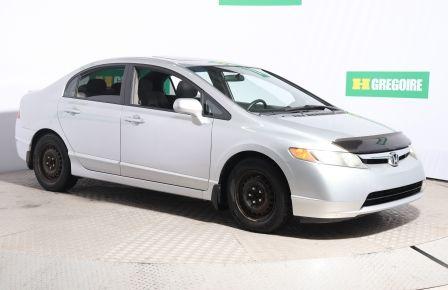 2008 Honda Civic LX-SR SPORT AUTOMATIQUE TOIT OUVRANT MAGS