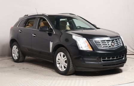 2014 Cadillac SRX Luxury AWD CUIR TOIT MAGS BLUETOOTH CAM RECUL à Sherbrooke
